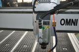 Omni Tスロット放出表CNCの彫版機械