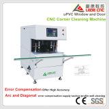 Controllo d'angolo di CNC della macchina di pulizia di CNC dei portelli di UPVC