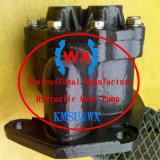Tecnología importada y bomba de engranaje hidráulica material: 14X-49-11600 para la niveladora D65/D70/D85/D61/D60/D63