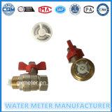 Messingkugelventile für Wasser-Messinstrument Dn15-40mm
