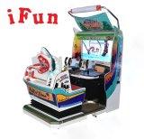 De video het Ontspruiten van het Kanon van de Laser van het Kabinet Machines van het Spel van de Arcade voor Verkoop