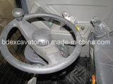Pequeños excavadores de la rueda de China con Grasper para la madera/la caña de azúcar/la paja del cargamento