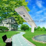 lumière solaire solaire extérieure de jardin de réverbère de 40W DEL