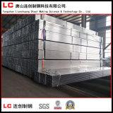 GM hueco de acero pre galvanizado de Cotating 40-60 del cinc de la sección