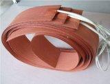 高品質のガラス繊維のシリコーンゴムのヒーターベルト