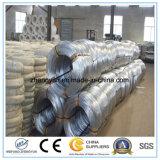 Fábrica de fio galvanizado / fio de ferro galvanizado / fio de ligação