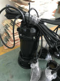 Bomba de água da água de esgoto da série de Wqd (0.4-1.1KW)