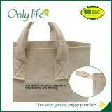 Onlylife economico coltiva il sacchetto giallo Dia30X25cm della piantatrice del giardino del sacchetto