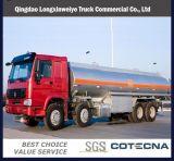 De zware Vrachtwagen van de Tanker van de Brandstof van Sinotruk HOWO van de Capaciteit 8X4 35m3