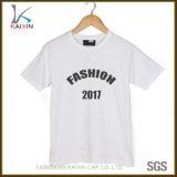 Vêtements annonçant des T-shirts d'hommes de chemise de circuit de sport d'impression