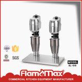 Misturador da barra da agitação de leite do aço inoxidável de boa qualidade (dois-cabeça BL-018)