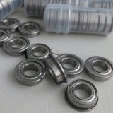Shoulder를 가진 F6901 2RS Flanged Deep Groove Ball Bearing
