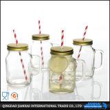 Getränkebehälter-Glasflasche mit Griff