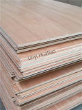 5.0mm Meranti Plywood Combined Core BB/CC Grade E1 Glue