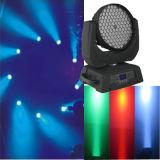 108 PCS 3W LEDの移動ヘッド洗浄