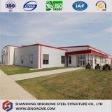 Sinoacme는 금속 프레임 강철 구조물 창고를 조립식으로 만들었다