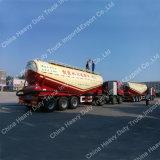 Rimorchio all'ingrosso 12m3 del cemento dei 3 assi per l'Uganda