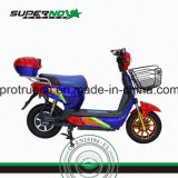 """motocicleta elétrica de 14 """" pneus sem câmara de ar para vendas da fábrica"""
