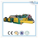 TFKJ Y81t-2500 hydraulische Alteisen-kupferne Stahlaluminiumballenpresse