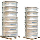 Abkühlung-waagerecht ausgerichtete Wundspulen-kupfernes Gefäß