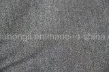 Tessuto della saia di T/R tinto filato, spazzolato, 63%Polyester 33%Rayon 4%Spandex, 260GSM