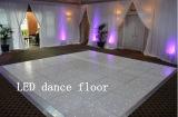 백색 별빛을%s 가진 유행과 가장 새로운 결혼식 훈장 LED 댄스 플로워