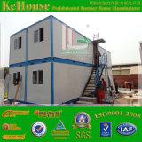 20 pies de casa de la estructura de acero, casa prefabricada de la estructura de acero, casa barata de la estructura de acero