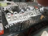 プラスチック押出機のための高温溶解ギヤポンプ