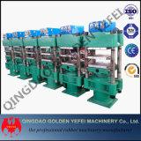 Fabricação de montagem de choque grande Máquina de vulcanizer Prensas de vulcanização de borracha