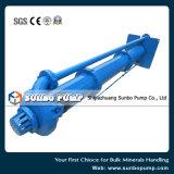 Высокая эффективность вертикальный центробежный насос навозной жижи/погружной топливный насос
