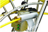 Witsonの専門の下水管の下水道のパイプラインの点検ビデオ・カメラ、HDのSelf-Leveling管のカメラ(W3-CMP3288)