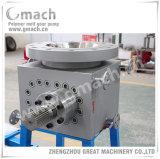반응기 압출기를 위한 중합체 용해 기어 펌프
