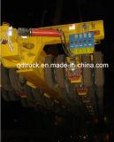 Remorque lowbed modulaire de multi-essieu lourd