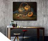 Factory Sells Nouvelle peinture murale de design, peinture moderne à l'huile de fleur à la vie moderne ou à la nature