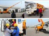 Maquinaria de construção Peças de máquinas de bomba de concreto montadas em caminhão
