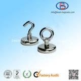 Pot magnétique NdFeB de haute qualité avec vis intérieure