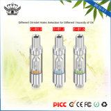 De vrije het Verwarmen van de Verstuiver van het Glas van de Knop V3 0.5ml van de Steekproef Ceramische Damp van Vape van de Patroon Cbd