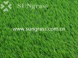 35mm Vier Tonen die het Synthetische Gras van de Tuin modelleren (sunq-HY00131)