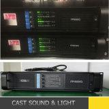 Alimentazione elettrica dell'interruttore di alto potere 4CH Fp10000q/amplificatore di Fp8000q