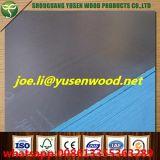 El pegamento de WBP película presionada caliente de la base de Combi de la buena calidad de dos veces hizo frente a la madera contrachapada
