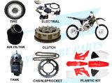 4 peças da bicicleta da sujeira de Honda Crf250 do curso