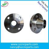 金属部分/CNCの精密機械化の部品/機械装置の部品/機械の部品/回された部分