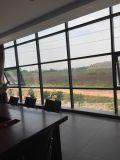 Алюминиевая стеклянная ненесущая стена в нашем офисном здании фабрики