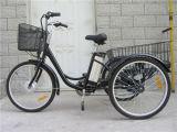 Электрический трицикл с En15194
