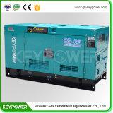 15kVA tipo silencioso generador diesel del motor de 403A-15g2 con los componentes de la alta calidad