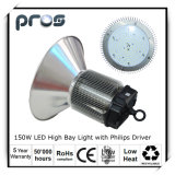 CE RoHS Philip Driver 160W LED Highbay Light del ERP