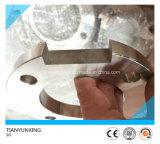 Bride de plaque personnalisée non standard d'acier inoxydable