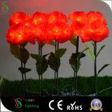 Реалистические дешевые искусственние цветки делая для домашнего украшения