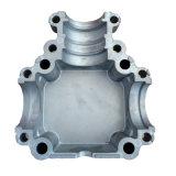 Литой алюминиевый корпус со стороны двигателя
