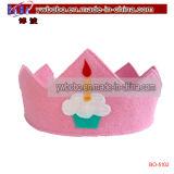 결혼식 Tiara 머리 부속품 당 모자 당 Headwear (BO-5106)